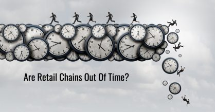 Are Retail Chains Out Of Time?