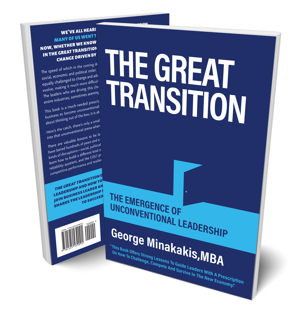 The Great Transition The Emergence of Unconventional Leadership