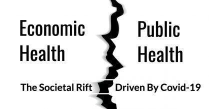 health versus profit, versus lives