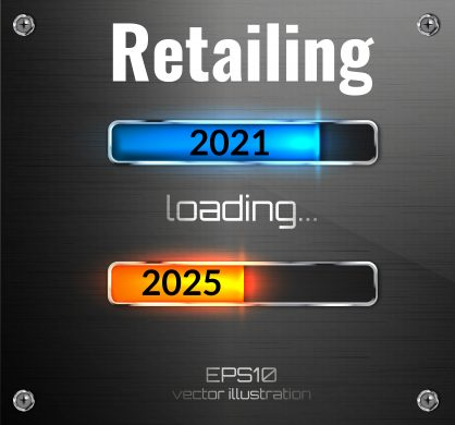 retail reloading years 2021 to 2025